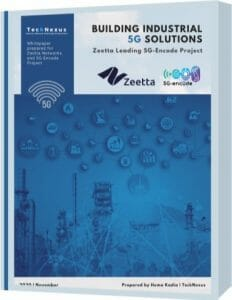 5G For Industry 4.0 Solutions - TeckNexus Report